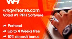 Wagerhome.com celebrates 15th season with Brand New Software Platform