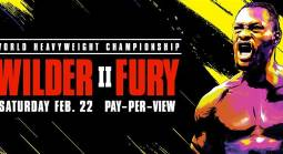 Where Can I Watch, Bet the Wilder vs. Fury 2 Fight From Chicago