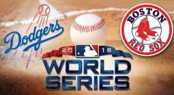 2018 World Series Betting Odds - Game 1: Dodgers vs. Red Sox