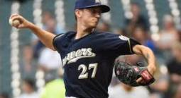 Bettor's Watch: Zach Davies, Brewers Should Get Back on Track Wednesday vs. Padres