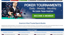 SportsBookReview Americas Bookie Review