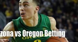 Arizona Wildcats vs. Oregon Ducks Betting Odds