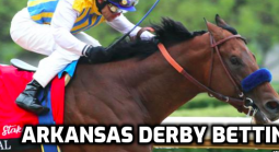 2020 Arkansas Derby Odds