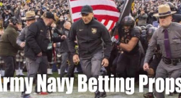 Army Navy Prop Bets 2019