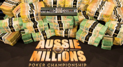 Aussie Millions 2019 Already Looking to Beat Expectations