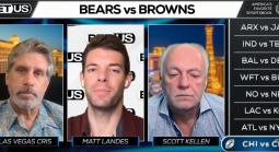 Bears vs. Browns Expert Picks Week 3