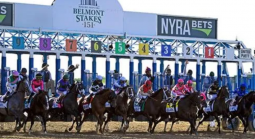 The betting and sports world received a tremendous boost with news Tuesday that the Belmont Stakes will be raced June 20 at a shorter distance and without fans.