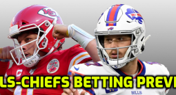 NFL Playoff Betting – Buffalo Bills at Kansas City Chiefs