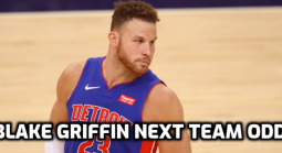 Blake Griffin Next Team Odds