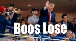 Boos Lose: Book Will Likely Pay $11 on Each $10 bet
