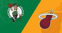Heat-Celtics Game 1 Line Opens at Boston -3