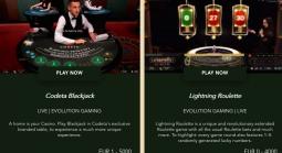 Codeta Online Casino Site Review