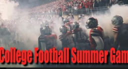 2020 College Football Season to Start in July?