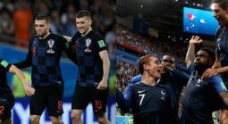 Croatia vs. France Betting Odds - 2018 World Cup Final