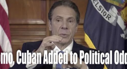 Bookies Add Cuban and Cuomo to Presidential Odds Board