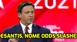 DeSantis, Noem and Trump 2024 Odds Slashed Following CPAC