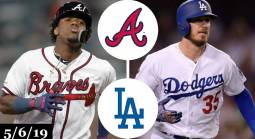 Game 1 NLCS: Dodgers Vs. Braves | Free Pick-Parlay
