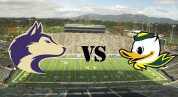 Where Can I Bet the Ducks vs. Huskies Game Online From Oregon?