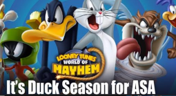 ASA Cracks Down on Four Gambling Sites Tied to Looney Tunes App