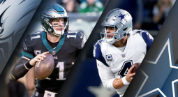 NFL Betting – Dallas Cowboys at Philadelphia Eagles