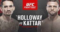Kattar vs Holloway Fight Odds, Prop Bets