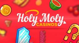 HolyMolyCasinos - A Guide to Casino Games, Reviews, How-to Articles & More!