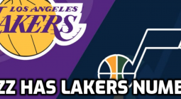 LA Lakers vs. Utah Jazz Free Pick, Betting Odds - August 3