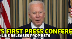 Bet on Biden's First Press Conference
