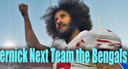 Kaepernick Next Team Odds...Bengals on Top