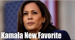 Kamala Harris New Favorite to Win Nomination