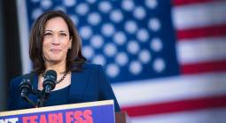 Biden Selects Harris as VP Pick