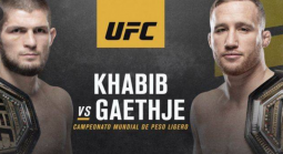 Khabib vs Justin Gaethje Latest Fight Odds