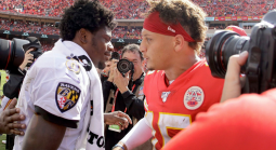 Lamar Jackson - Patrick Mahomes Prop Bets for Chiefs-Ravens Game