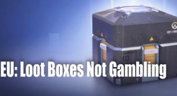 Experts: Loot Boxes Not Gambling