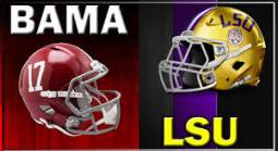LSU-Alabama Game Took More Bets Than All But One Sunday NFL Game