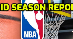 NBA Midseason Report