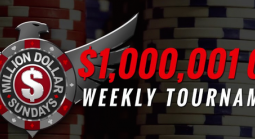 Million Dollar Sundays Encore Poker Tournaments and Online Super Series XIV Announced