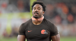 Book Sets Odds on Myles Garrett Suspension, Charges and Appeal