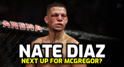 Nate Diaz to Face Conor McGregor Next Say Oddsmakers