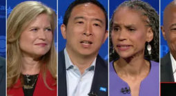 Crime Leads Voter Concerns as NYC Mayoral Primary Approaches