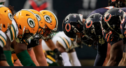 Bears-Packers MNF Betting Action Report