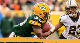 NFL Betting – Green Bay Packers at New Orleans Saints