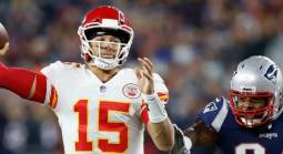 FanDuel Line on the Patriots-Chiefs Game