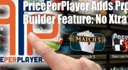 PricePerPlayer.com adds a Prop Bet Builder to their Betting Software