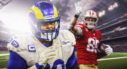 LA Rams vs. San Francisco 49ers Week 6 Betting Odds, Prop Bets