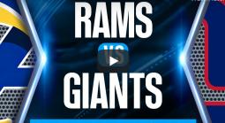 Rams Giants Free Picks Video - October 17