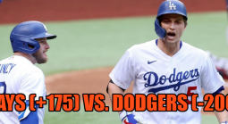 Los Angeles Dodgers vs. Tampa Bay Rays Game 3 Betting Odds, Prop Bets