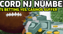 Record Year for NJ Sports Betting; Casinos, Not So Much