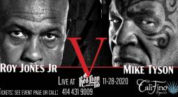 Where Can I Watch, Bet the Mike Tyson Vs. Jones Jr. Fight From Milwaukee