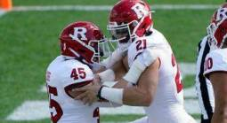 Indiana Hoosiers vs. Rutgers Scarlet Knights Betting Odds, Prop Bets - Week 9